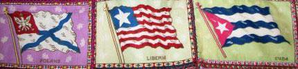 Flannel quilt (R.L. Bates)