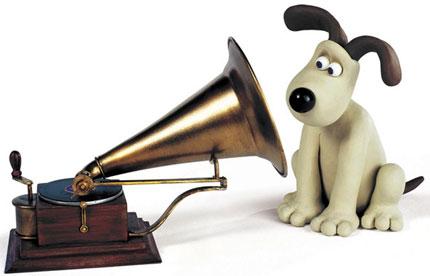 Gromit's master's voice