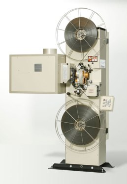 A Kinoton movie projector