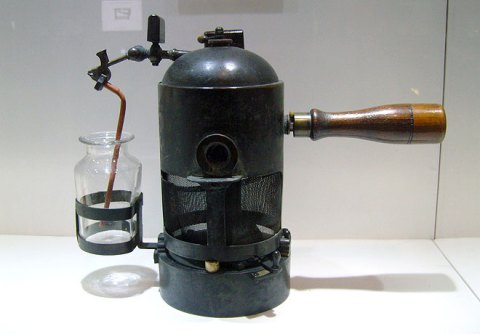 Joseph Lister's carbolic spray