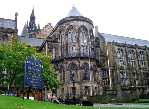 The Hunterian Museum at the University of Glasgow.
