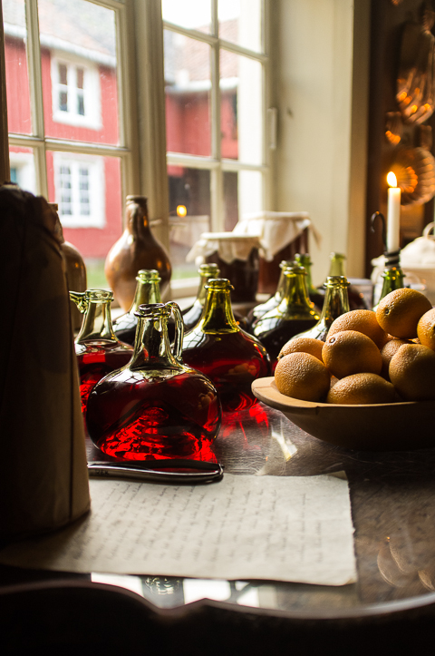 """Mulled Wine & Oranges"". Photo by Øystein H. Horgmo © All rights reserved."